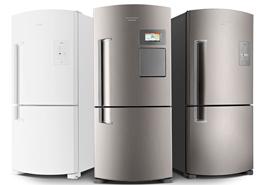 Assistência técnica e conserto de Geladeiras e refrigeradores Brastemp em Águas Claras