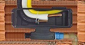 Infrestrutura de Ar Condicionado - Caixa de Passagem